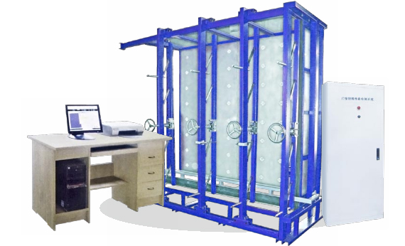 建筑外门窗物理性能
